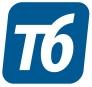 t6 logo